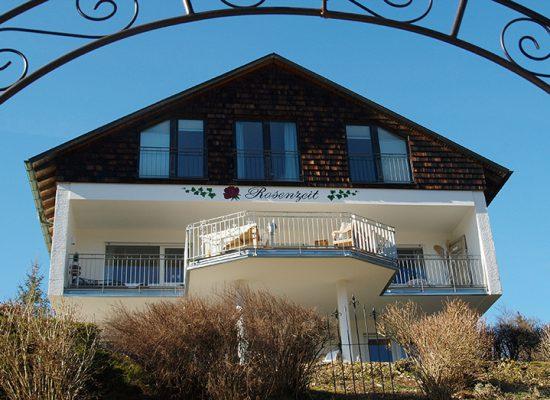Rosenzeit - Das Event- und Gästehaus im Donautal